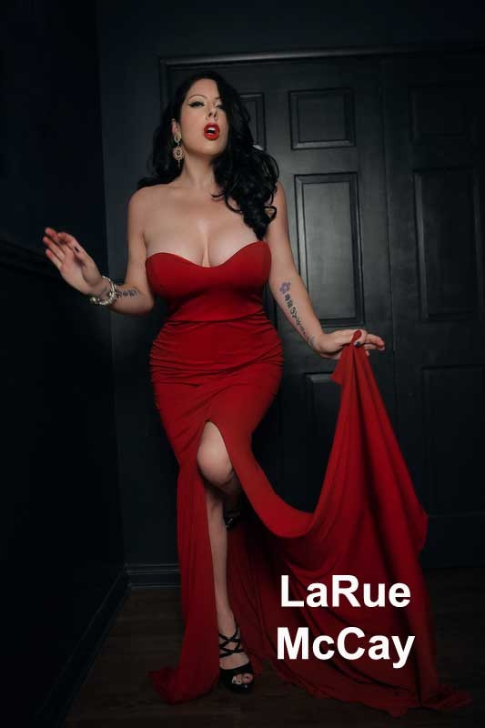 Your Perverted, Busty Pin Up | LaRue McCay top rated Las